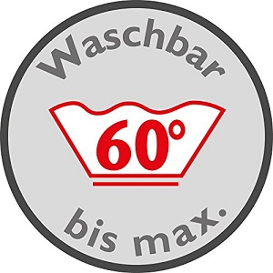 Badenia Bettcomfort ist waschbar bei 60 Grad
