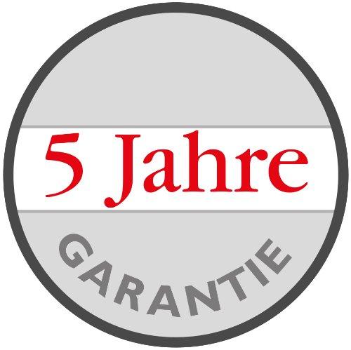 Badenia gibt 5 Jahre Garantie
