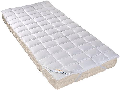 Procave Micro-Comfort deckt die ganze Matratze ab
