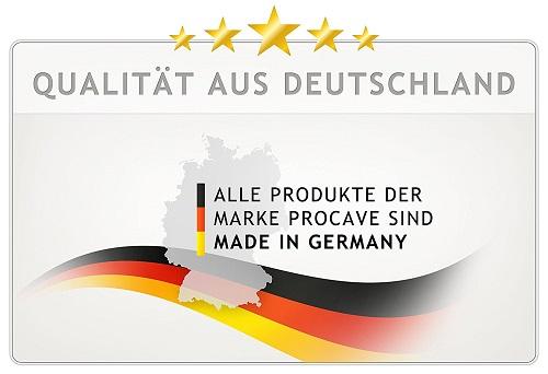 Procave Qualität aus Deutschland