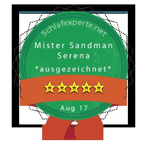 Mister-Sandman-Serena-Wertung
