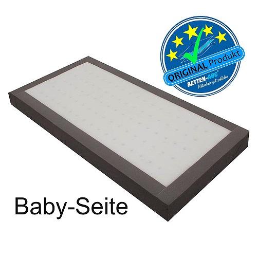 Betten-ABC OrthoMatra Baby Seite
