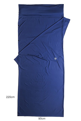 Bahidora Hüttenschlafsack Maße