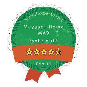 Mayaadi-Home-MA9-Wertung