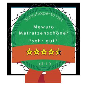 Mewaro-Matratzenschoner-Wertung