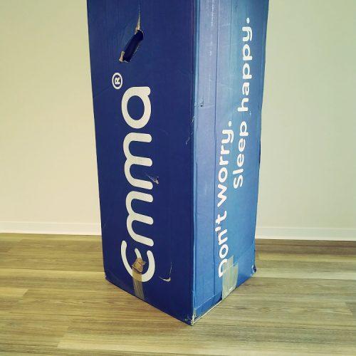 Emma Matratze Verpackung